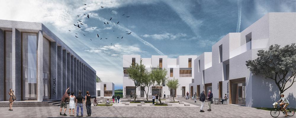 3. Ödül, 7 İklim 7 Bölge Ulusal Mimari Proje Yarışması (Ege Bölgesi)