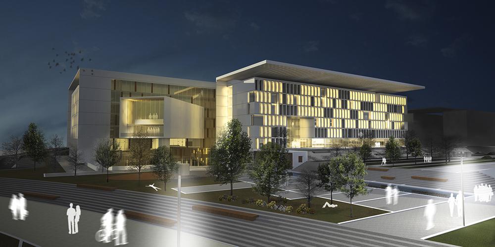 1. Mansiyon, Tekirdağ Büyükşehir Belediyesi Hizmet Binası ve Çevresi Mimari Proje Yarışması