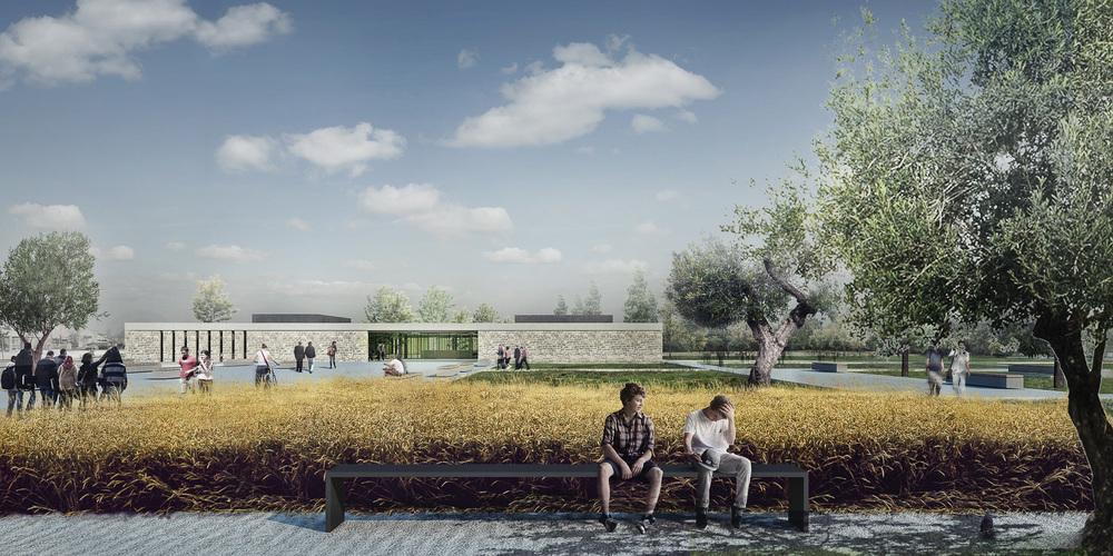 4. Mansiyon, Çanakkale Savaşı Araştırma Merkezi Mimari Proje Yarışması