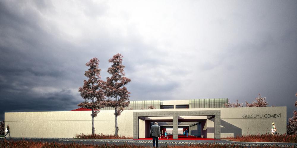 Katılımcı, Gülsuyu Cemevi Ulusal Mimari Proje Yarışması