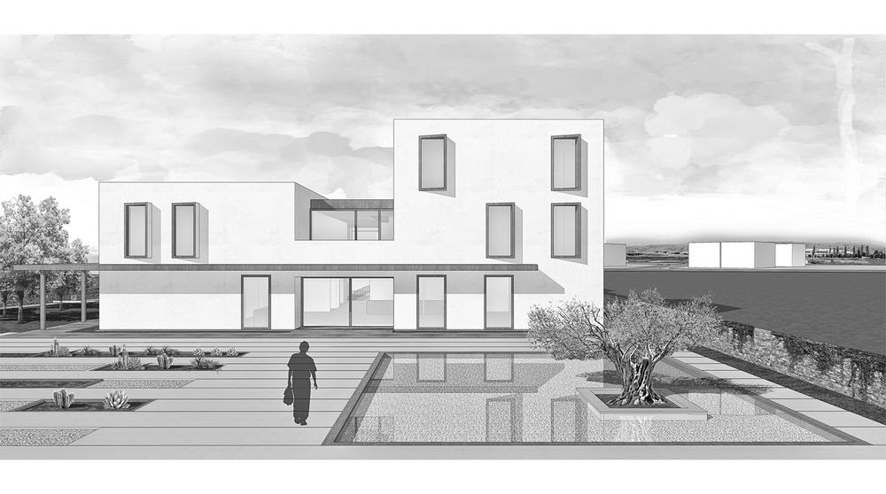 Katılımcı, Bodrum Ticaret Odası Yeni Hizmet Binası Bölgesel Mimari Proje Yarışması