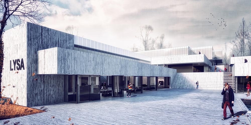 Eşdeğer Mansiyon (OfficePAN & Rasa Mimarlık & NODE Architects), Lüleburgaz Yıldızları Sanat Akademisi Yarışması