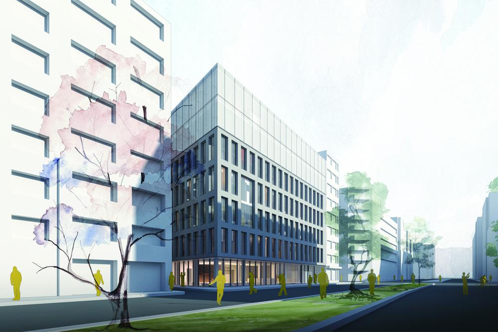 1. Mansiyon, İzmir Kalkınma Ajansı Hizmet Binası Yarışması