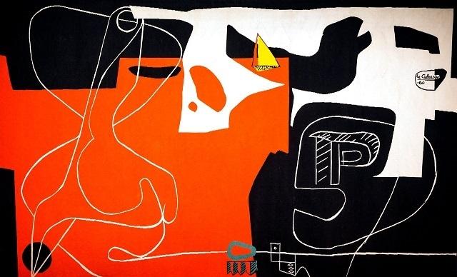 Sydney Opera Evi'ne Le Corbusier'nin Duvar Halısıyla Son Bir Rötuş