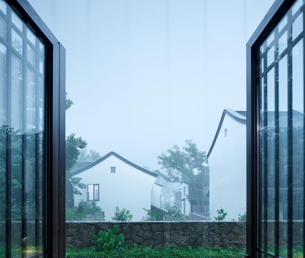 Hangzhou Ya Gu Quan Shan Oteli Yenilenme Projesi