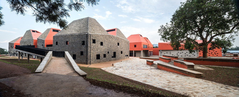 Kigali Mimarlık Fakültesi ve Çevresinin Tasarımı