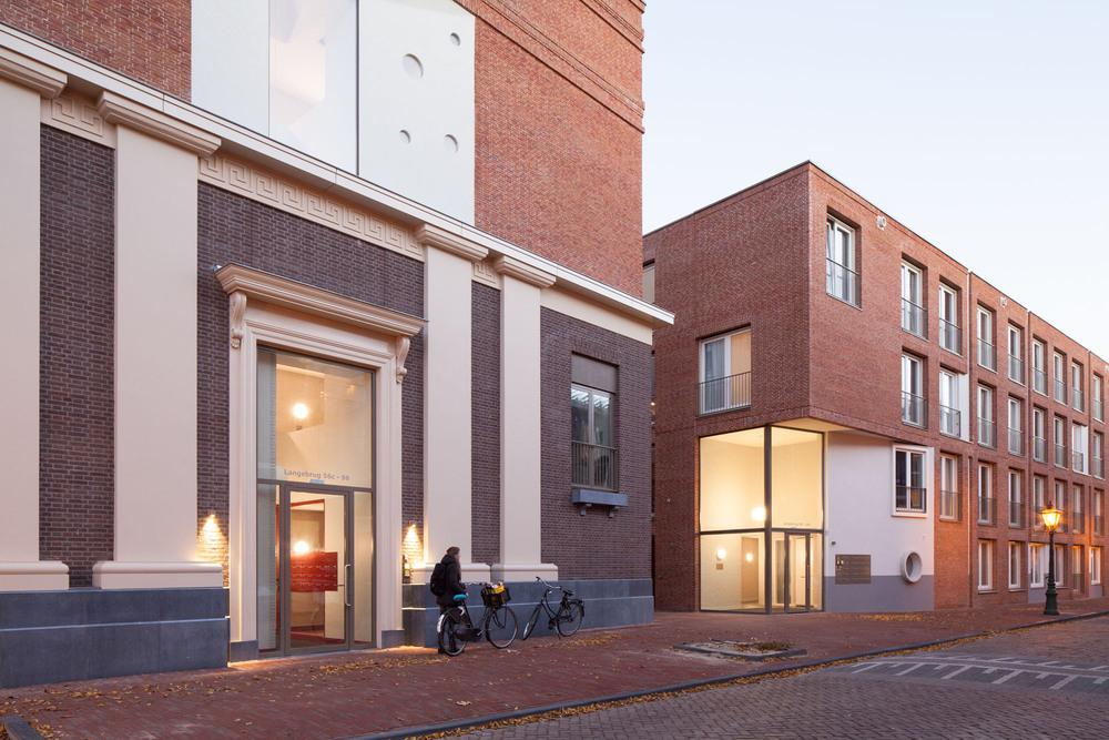 Langebrug Öğrenci Barınma Merkezi