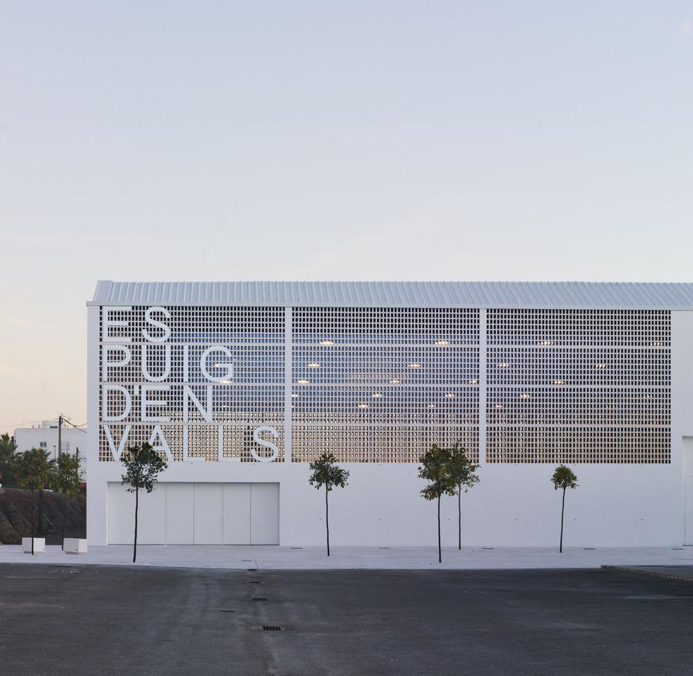 Puig D'en Valls Spor Merkezi