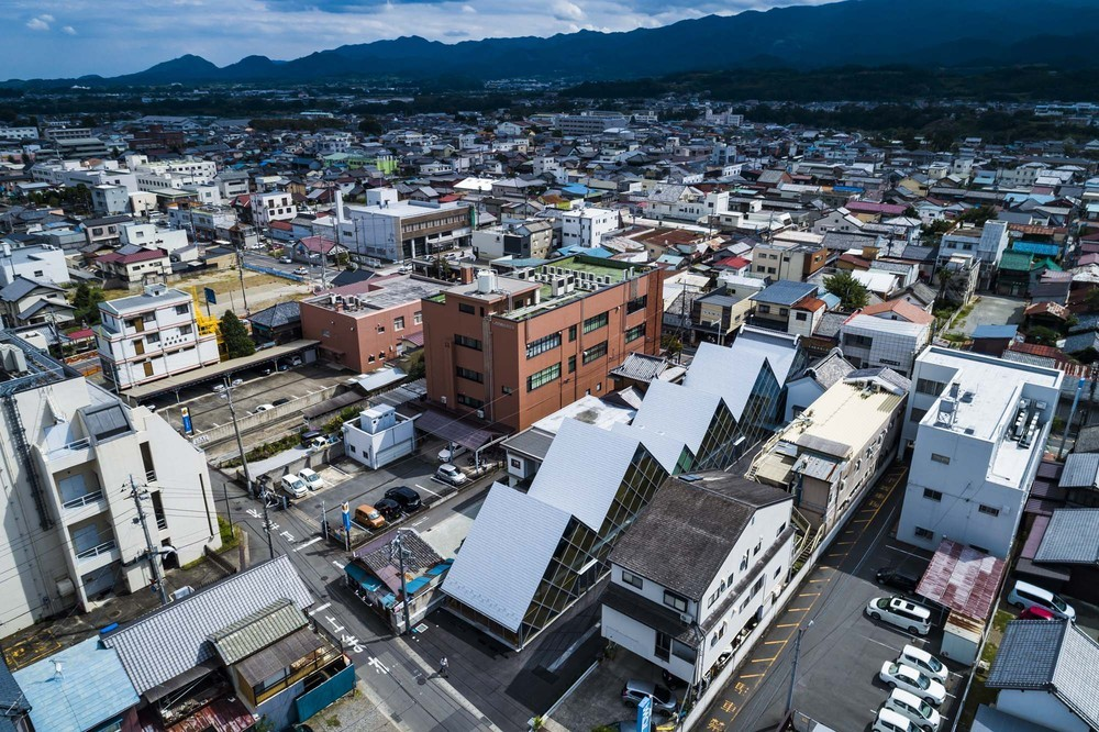 Tomioka Ticaret ve Sanayi Odası Binası