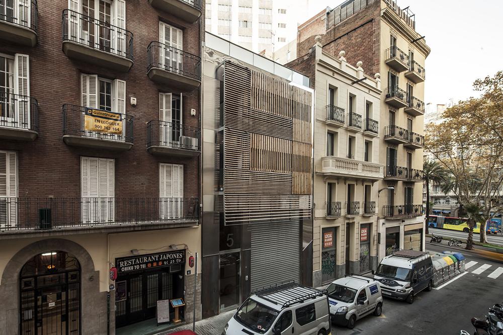 Barselona'da Bir Konut