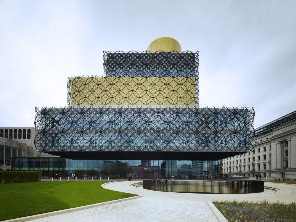 İngiltere, Birmingham Kütüphanesi ile ilgili görsel sonucu