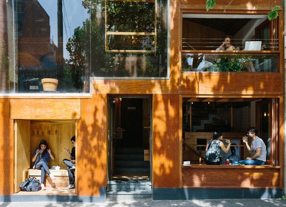 Flipboard Kafe