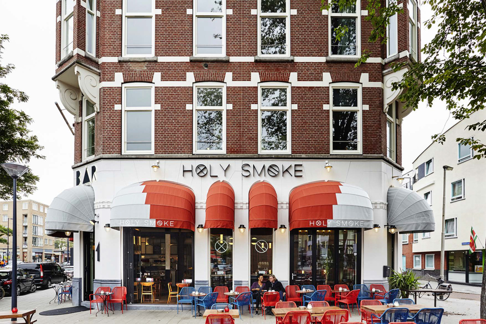 Holly Smoke Restoranı