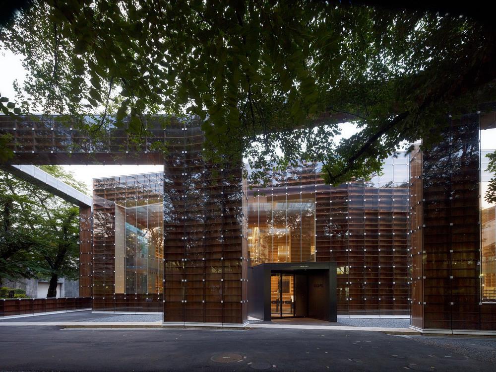 Musashino Sanat Üniversitesi Kütüphanesi