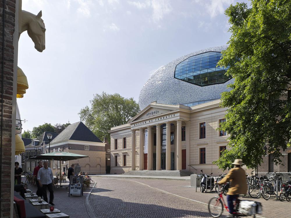 Museum de Fundatie Ek Yapısı