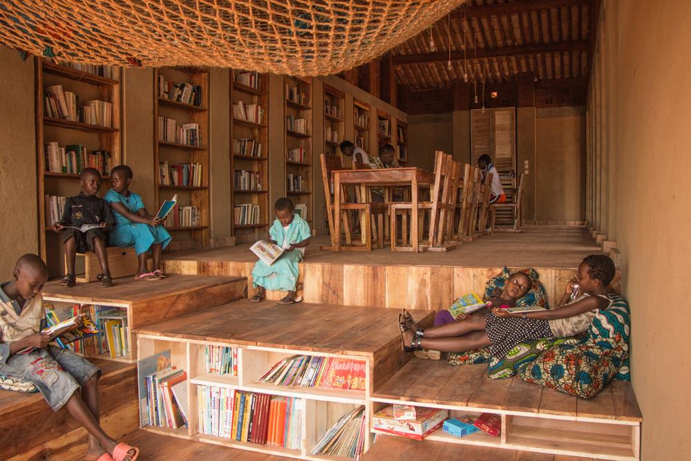 Muyinga Kütüphanesi