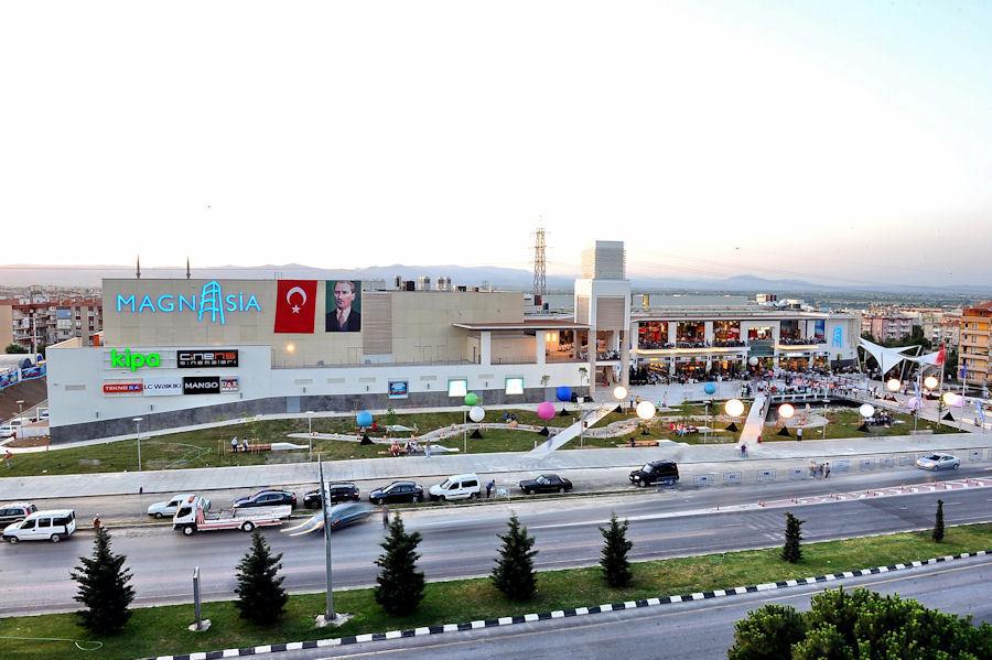 Magnesia Alışveriş Merkezi