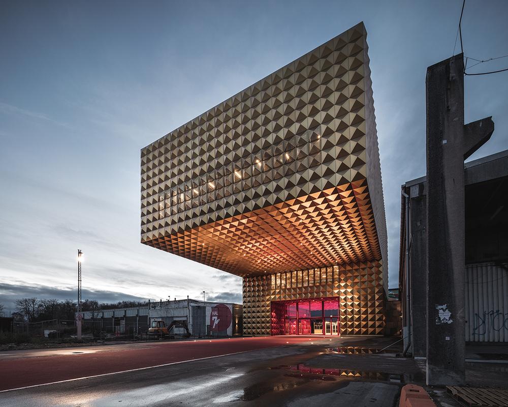"""Ragnarock: Danimarka'nın Yeni """"Rock Müzesi"""""""