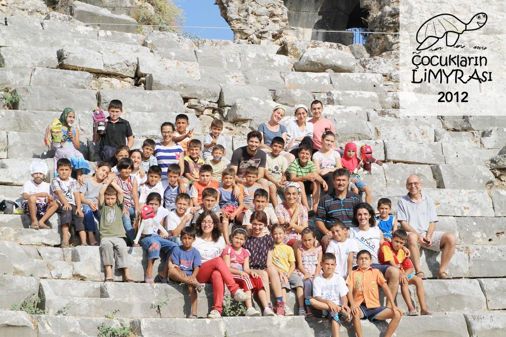 Harabeden Daha Fazlası: Çocukların Limyra'sı
