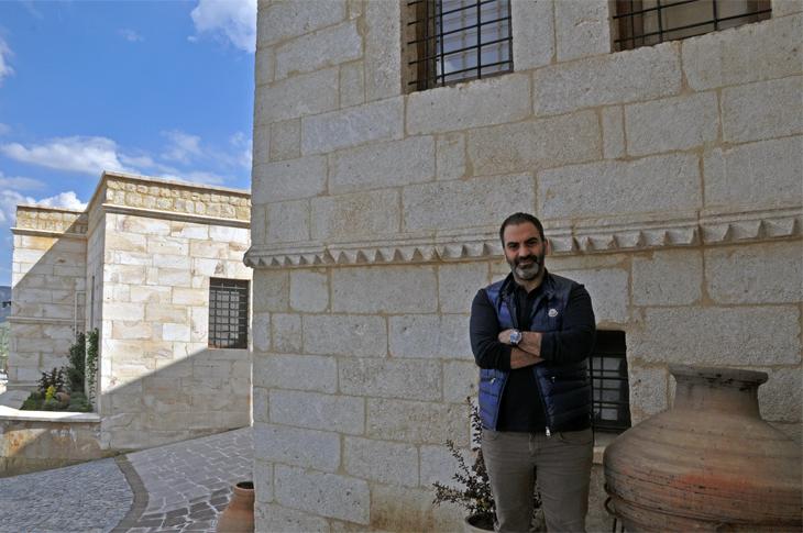 """""""Ne Bir Tanıtım Sitemiz, Ne Kendi Sloganımız, Ne de Kapadokya Ruhu Diye Bir Şey Var"""""""