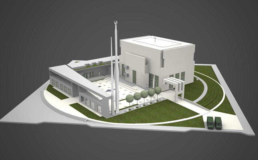 Katılımcı, Cami Mimarisi Üzerine Fikir Yarışması
