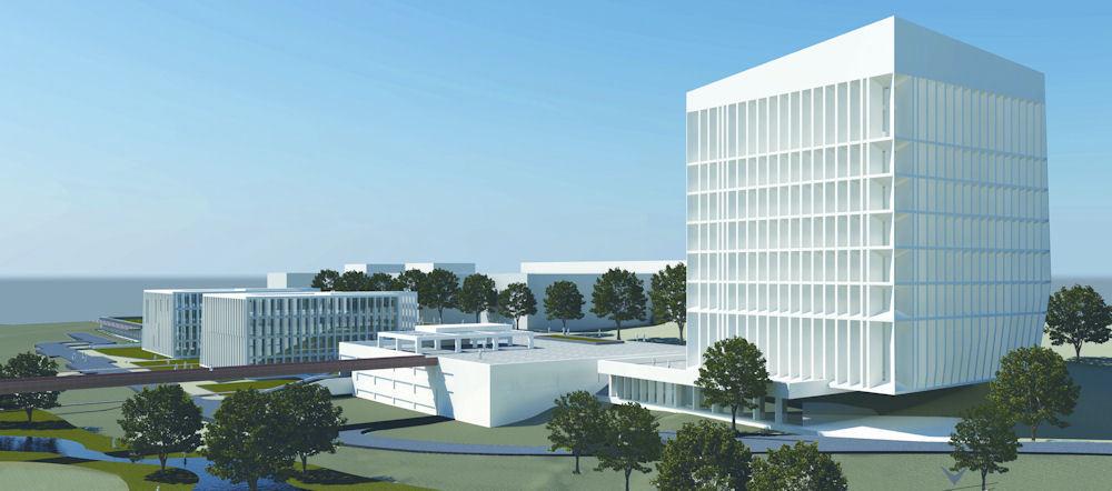 1. Ödül, İstanbul Teknopark Mimari Tasarım ve Yakın Çevre Fikir Yarışması