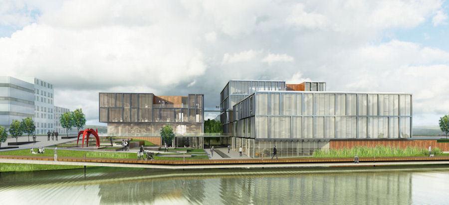 Eşdeğer Mansiyon, Uşak Belediyesi Hizmet Binası Yarışması