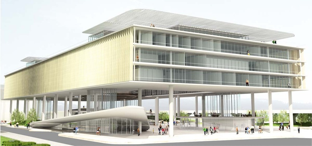 Eşdeğer Mansiyon (MartıD Mimarlık), Konak Belediyesi Hizmet Binası Mimari Proje Yarışması