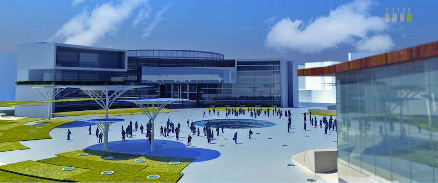 Katılımcı: 42 Sıra Numaralı, Manisa Belediyesi Hizmet Binası ve Çevresi Ulusal Mimari Proje Yarışması