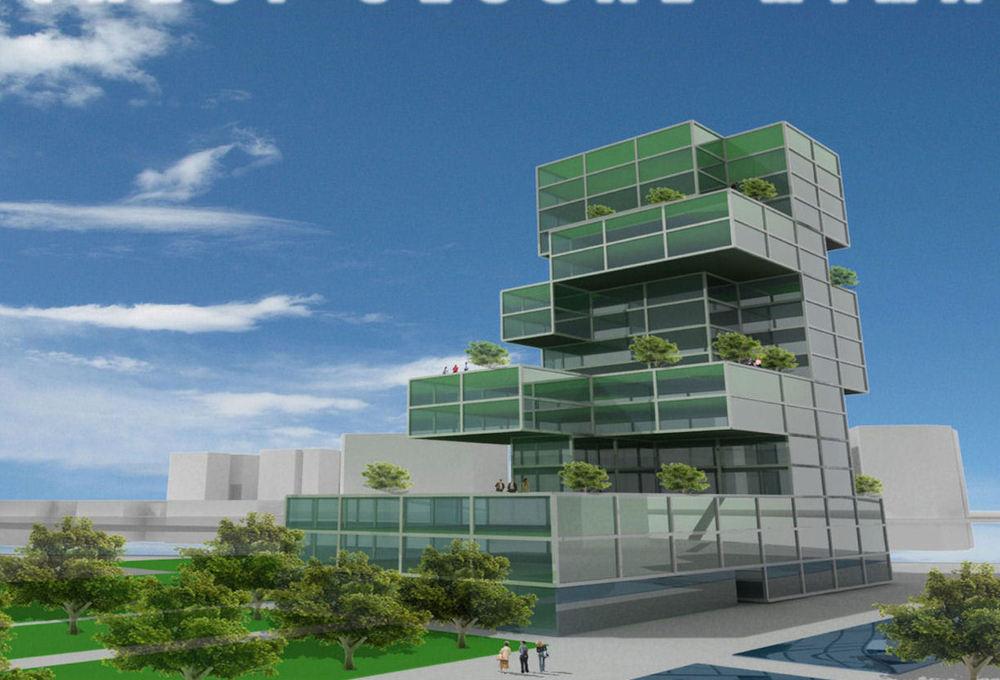 Katılımcı: 15 Sıra Numaralı, Manisa Belediyesi Hizmet Binası ve Çevresi Ulusal Mimari Proje Yarışması