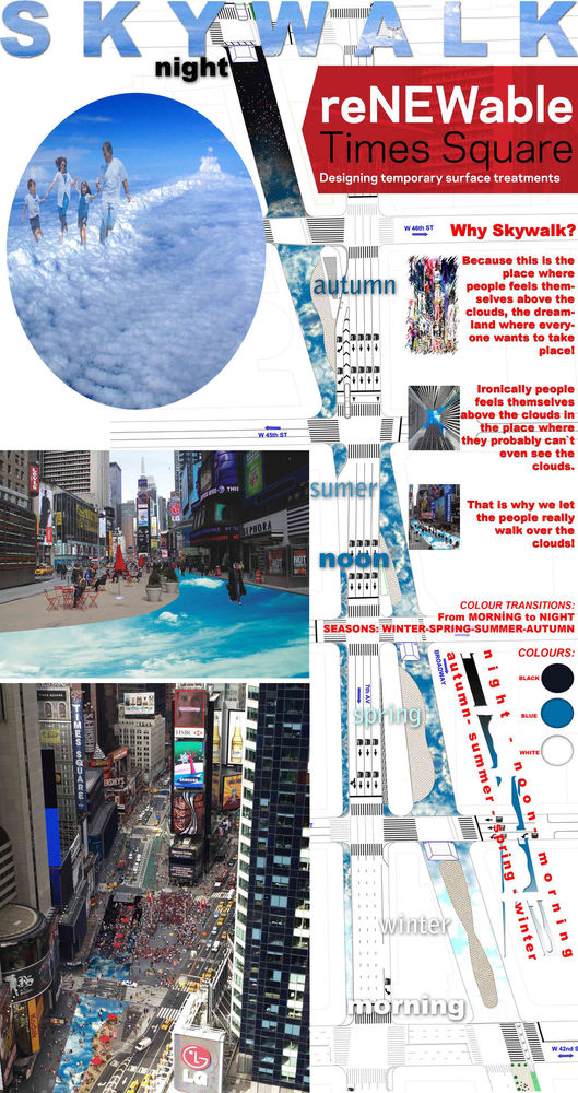 "Katılımcı, ""reNEWable Times Square"" Competition"