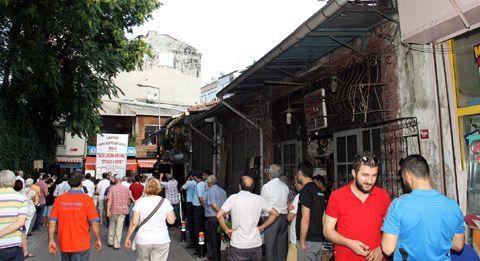 Bakırköy Demirciler Çarşısı ve Yakın Çevresi Ulusal Öğrenci Mimari Fikir Projesi Yarışması