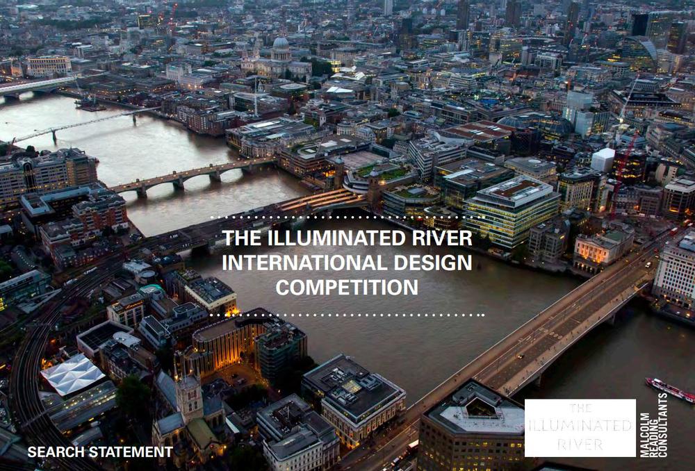 Işıklandırılmış Nehir Uluslararası Tasarım Yarışması