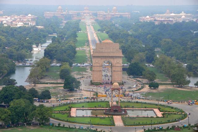 Hindistan Ulusal Savaş Anıtı Uluslararası Tasarım Yarışması