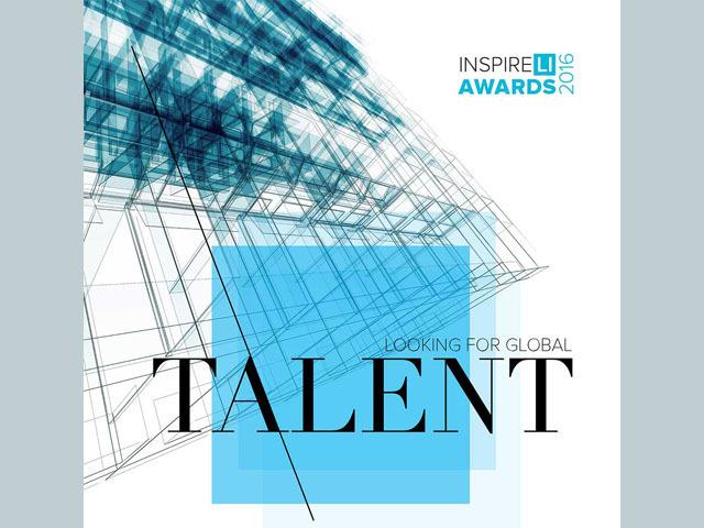 Inspireli Ödülleri 2016: Genç Mimar ve Tasarımcılar Uluslararası Yetenek Yarışması