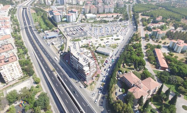 Bornova Evka 3 Sosyal Merkez ve Aktarma İstasyonu Mimari Proje Yarışması Sonuçlandı