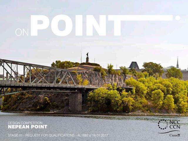 Napean Point'in Yeniden Düzenlenmesi Uluslararası Tasarım Yarışması