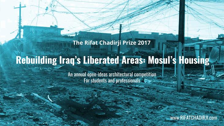 Fikir Projesi Yarışması: Irak'ın Kurtulan Şehirlerinin Yeniden İnşası