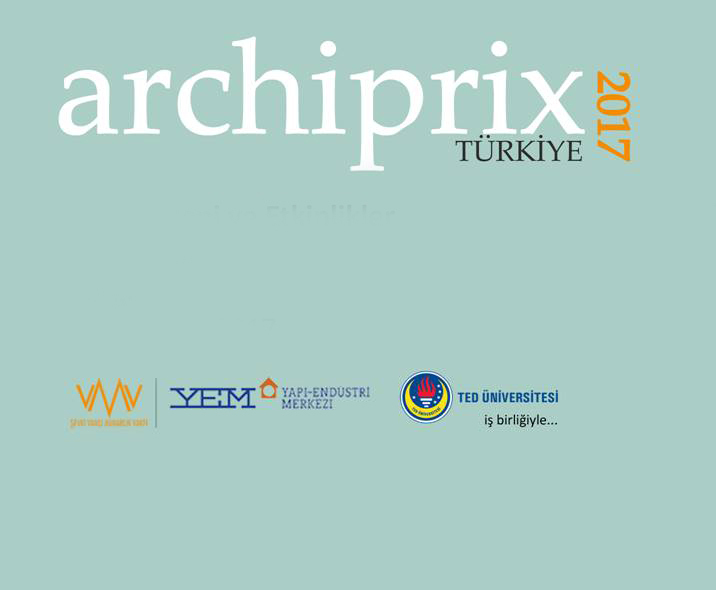 ARCHIPRIX Türkiye 2017
