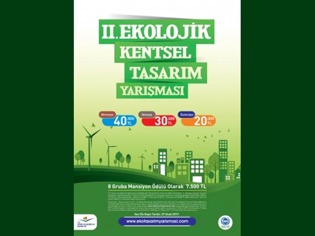 2. Ekolojik Kentsel Tasarım Yarışması