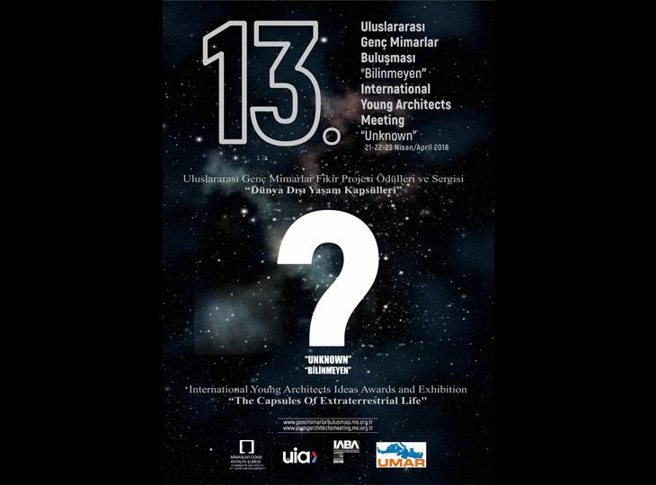 13. Uluslararası Genç Mimarlar Fikir Yarışması Soru ve Cevapları Yayınlandı
