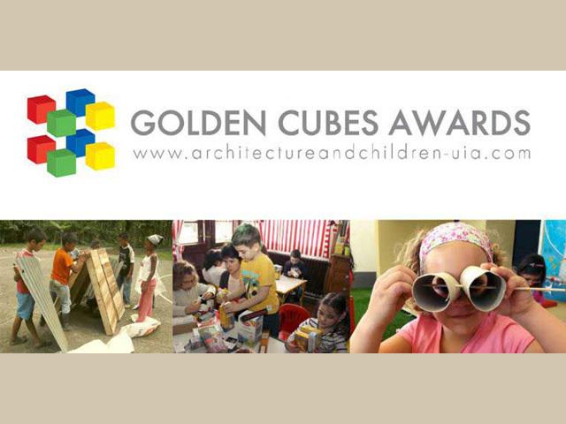 UIA Çocuk ve Mimarlık Altın Küp Ödülleri