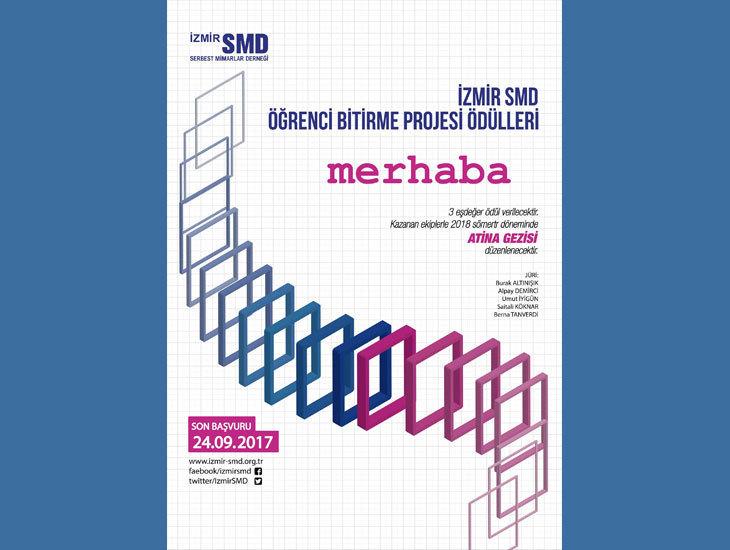 İzmir SMD Öğrenci Bitirme Projesi Yarışması 2017