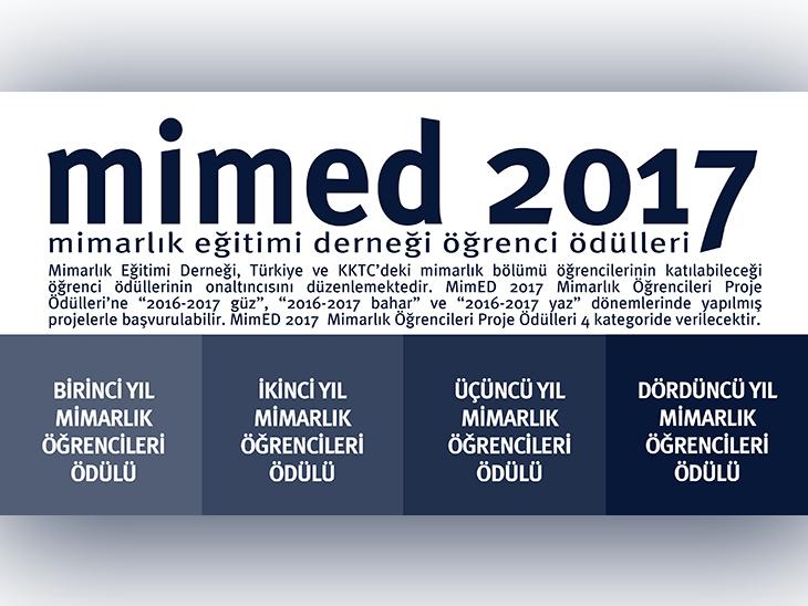 MimED 2017 Öğrenci Proje Yarışması