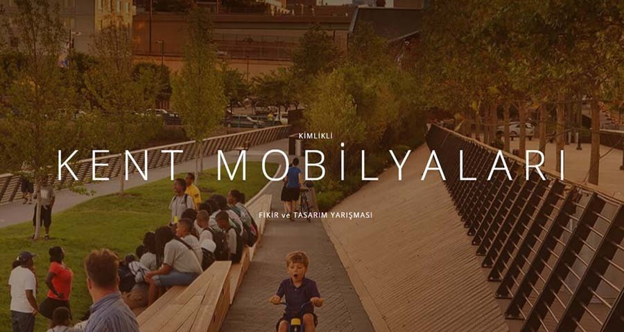 Kimlikli Kent Mobilyaları Fikir Tasarım Yarışması