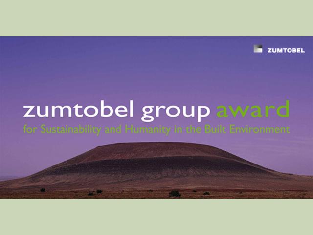 Zumtobel Group Award 2017