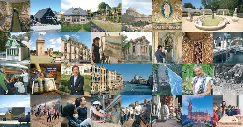 AB Kültürel Miras Ödülü / Europa Nostra Ödülleri 2019