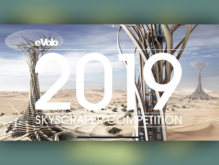 eVolo 2019 Gökdelen Yarışması
