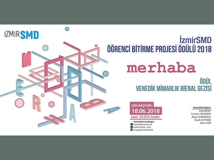 İzmirSMD Öğrenci Bitirme Projesi Yarışması Sonuçlandı