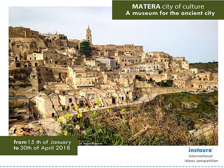 Matera Kültür Şehri-Antik Şehir Müzesi Yarışması